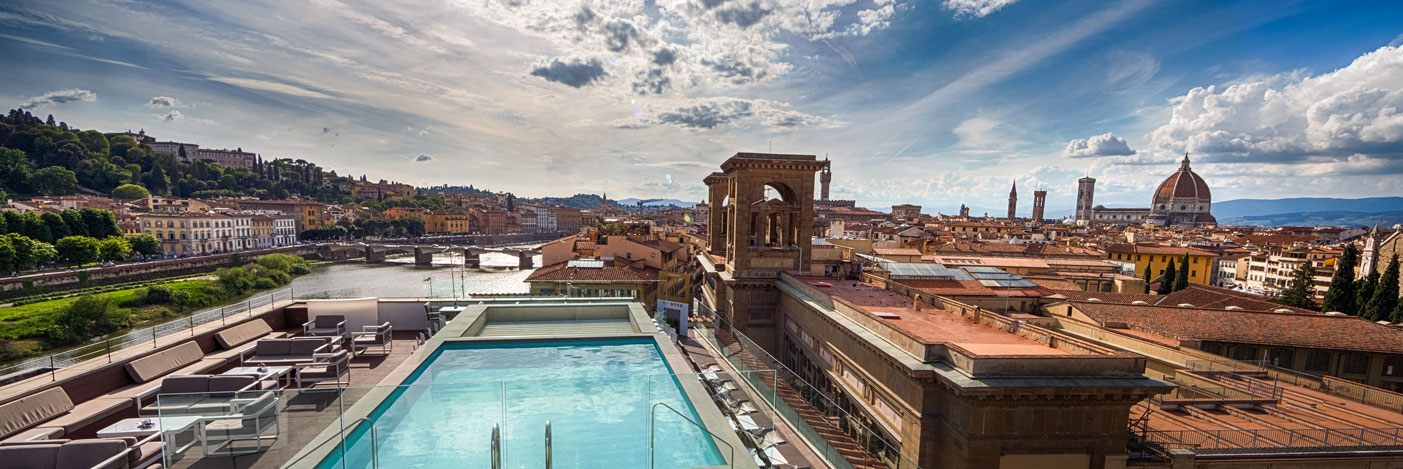 Plaza Hotel Lucchesi Florence | 4 Stars hotel Florence | Official Site